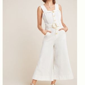 Anthropologie Cape Cod Jumpsuit